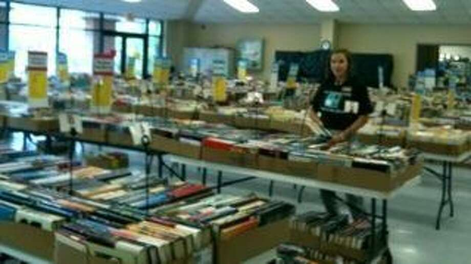 The South Montgomery County Friends of the Library Spring Book Sale will be held April 29 through May 1.