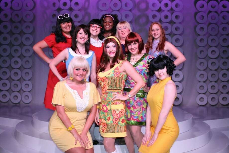 The cast of SHOUT! The Mod Musical, which opens Friday night in Deer Park. The production will run at the Art Park Player Dinner Theatre located at 1302 Center Street on April 27, 28, 29, May 4, 5, 6, 11 & 12, 2012 as a dinner show catered by The Republic Grill. For the evening performances, dinner will be served at 7 p.m. with an 8 p.m. curtain. The two Sunday matinees will have dinner served at 1 p.m. with curtain at 2 p.m. Dinner tickets are $25 and Show-Only tickets are $15. Reservations can be made by calling Diane Manning at the Art Park Player Box Office at 281-794-2448. Photo: SUBMITTED PHOTO