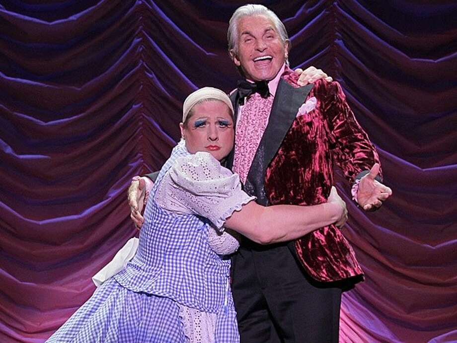 """This fun couple of """"La Cage Aux Folles"""" has some relationship troubles to talk to you about."""
