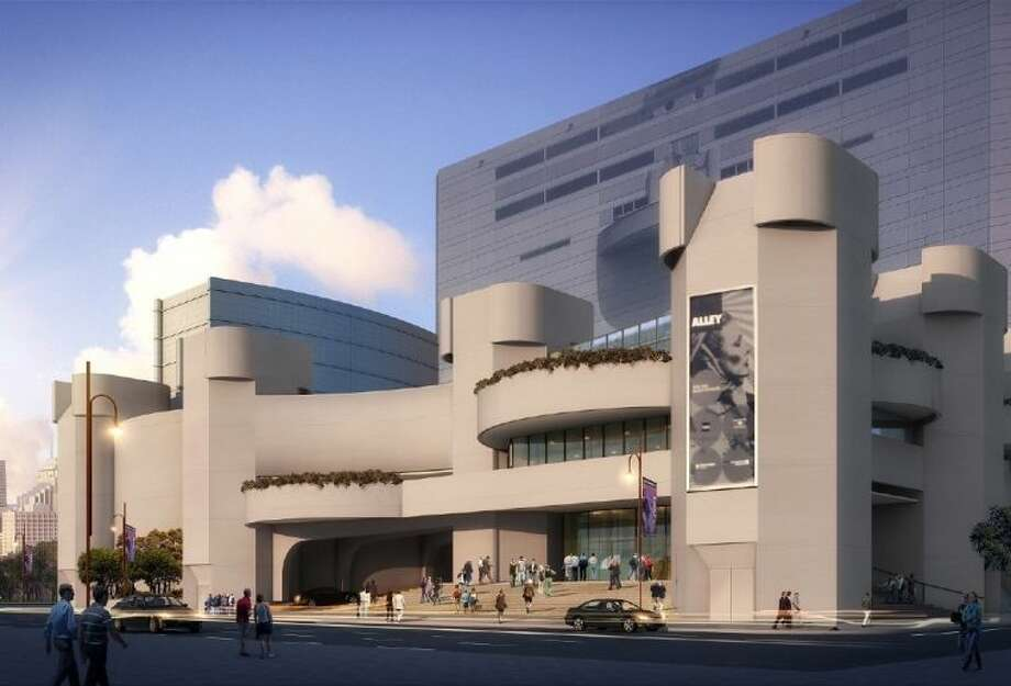"The Alley Theatre's ""Extended Engagement"" capital campaign includes $46.5 million for building renovations."