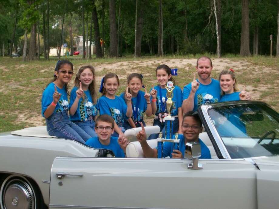 The Mittelstadt team advances to global competition on May 22 in Knoxville, TN.