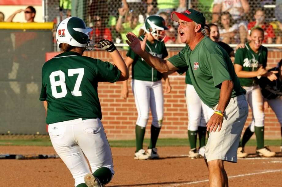 The Woodlands' Richard Jorgensen is the All-County Coach of the Year.