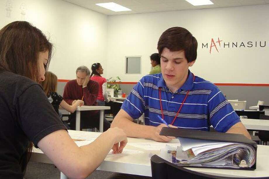 Ranked No. 1 among the nation's other locations for the last four years, The Woodlands' Mathnasium offers an innovative math approach to help students at all levels increase their math skills.