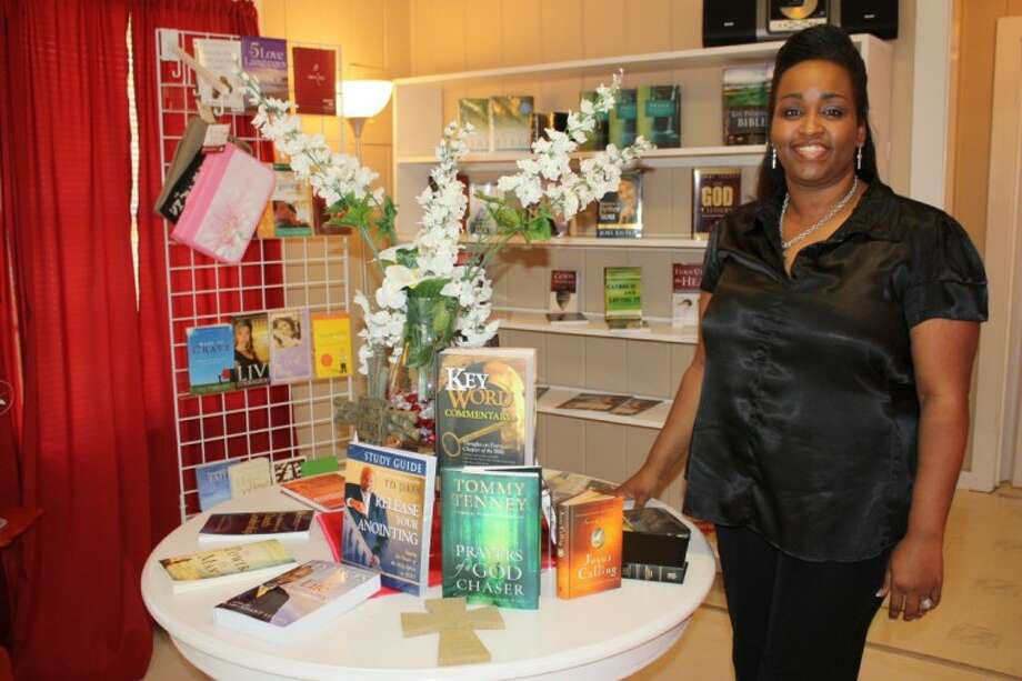 Kandis Henry recently opened By My Spirit Christian Bookstore in Liberty. It is located at 2702 Beaumont Ave. and offers books, Bibles, gifts and Bible lesson curriculum for Sunday school or Bible studies. Photo: MELECIO FRANCO