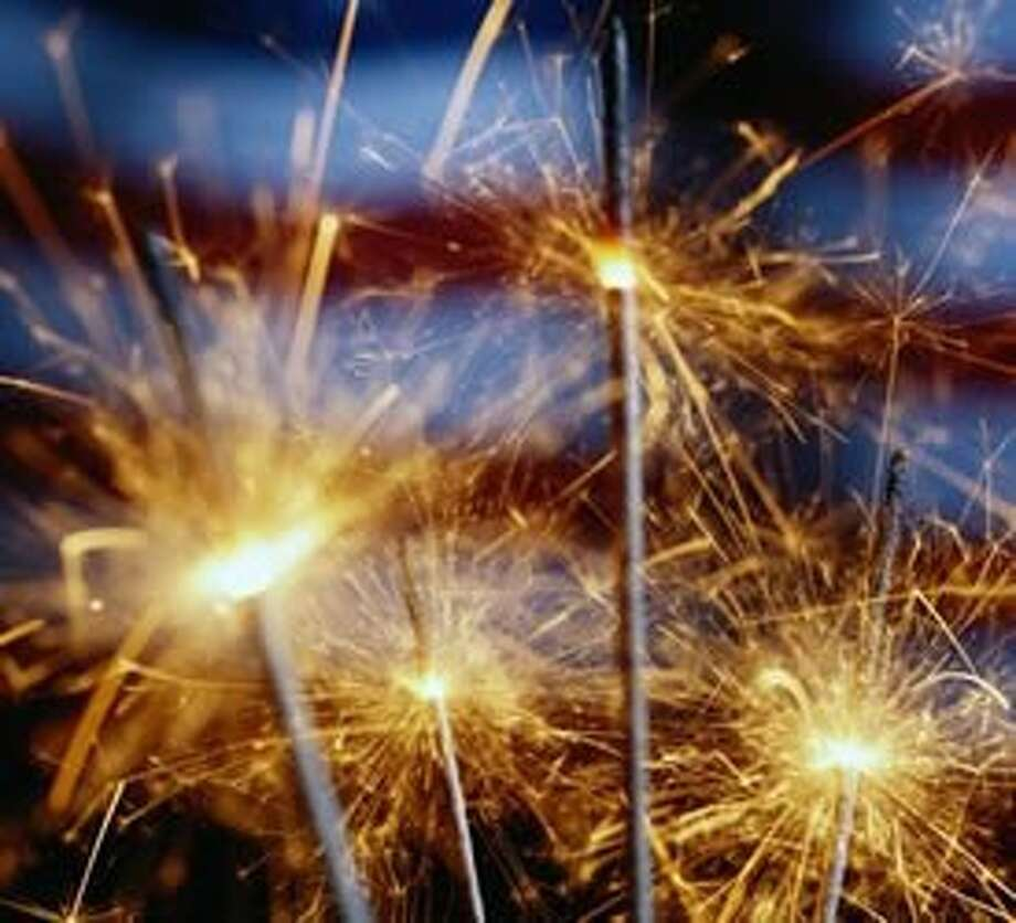 Fire danger has put sparklers and other novelty items on Harris County's list of banned fireworks this year.