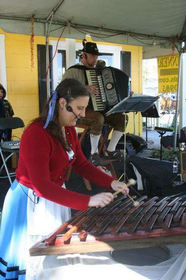 Valina is one of many entertainers at Tomball German Heritage Festival March 26-28.