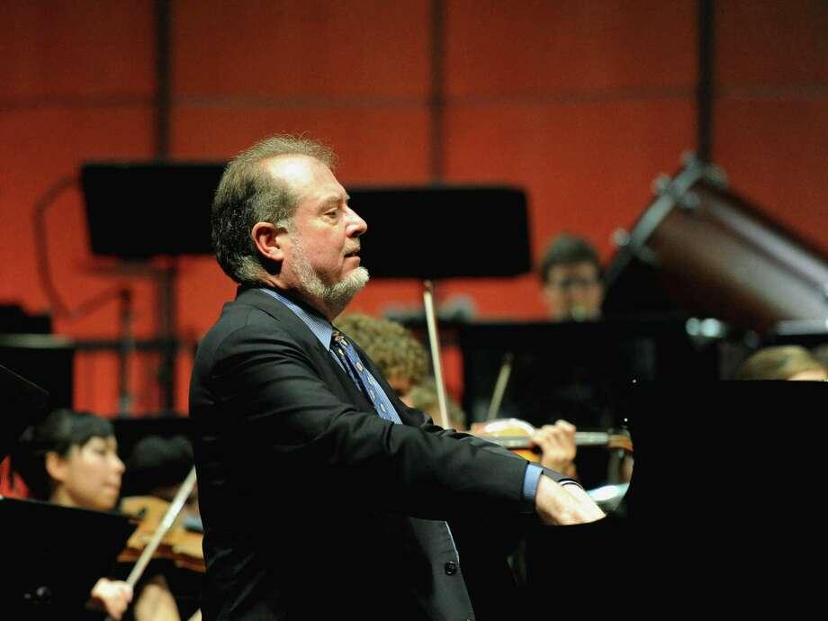 Pianist Garrick Ohlsson Photo: Pier Andrea Morolli / ONLINE_YES
