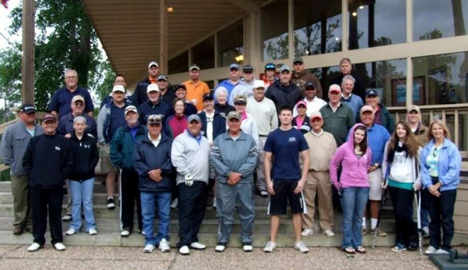 Nine teams gathered at the Cape Royale Golf Course for the Youth Club of San Jacinto County Golf Tournament on Saturday, April 21. Photo: Submitted Photo