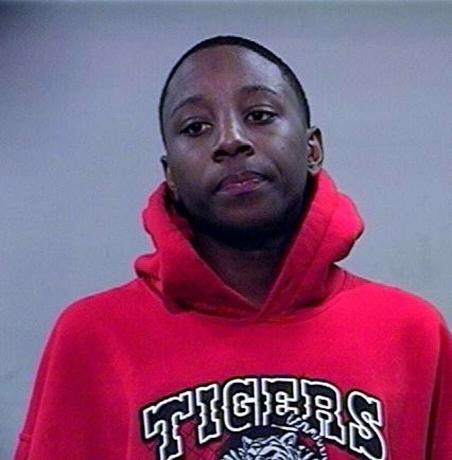Christopher Nettles, 18, was arrested at PACE, Pearland ISD's alternative high school campus for his alleged involvement in an armed robbery that occurred Saturday (April 13). Photo: Brazoria County Jail