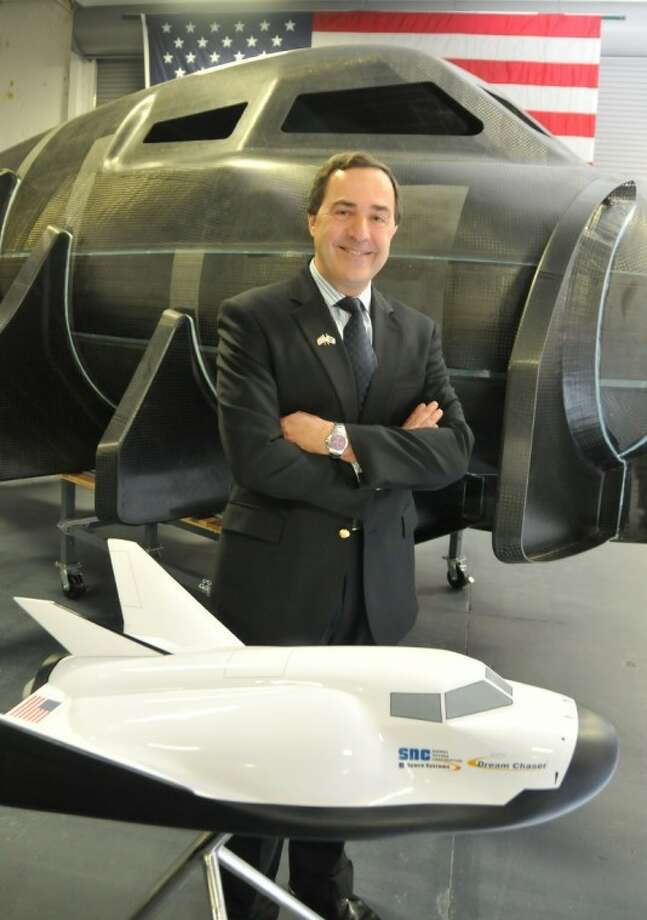 Sierra Nevada Vice President Mark Sirangelo will deliver the keynote address at the 2012 Rotary Space Gala Friday, April 27, at the Downtown Hyatt Regency.