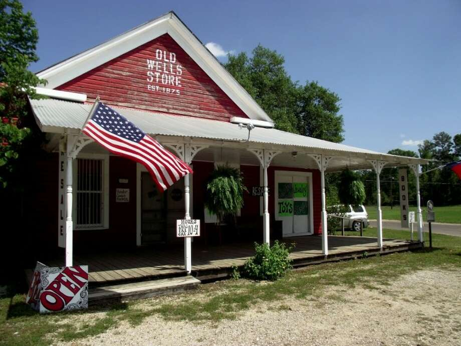 The Old Wells Store in Tarkington Prairie was burglarized hours after HCN news partner KTRK aired a story on the North Liberty County Animal Shelter resale shop and upcoming yard sale. Photo: CASSIE GREGORY