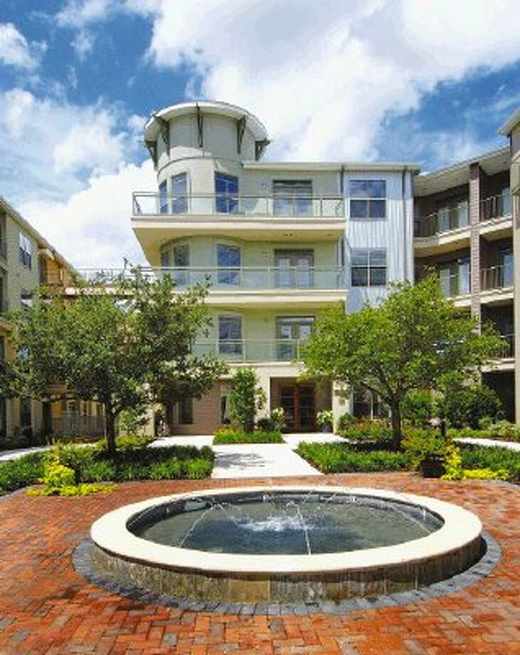 The Woodlands Development Company currently owns 83.55 percent of the Millennium Waterway Apartments. The luxury apartments, with 393 units, are located along The Woodlands Waterway and were completed in 2010.