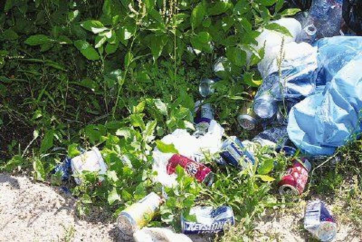 As many as 10,000 Texans are expected to hit the beach Saturday, Sept. 27 for the biggest beach cleanup in the Lone Star State, the Texas General Land Office's Adopt-A-Beach Fall Cleanup.