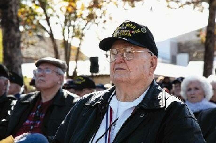 Pearl Harbor survivor Dave Hughes found the commemorative ceremony marking the 70th anniversary of the attack a particularly moving experience.