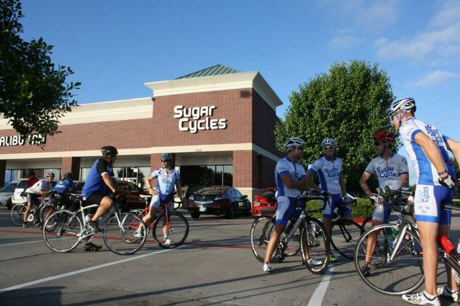 Sugar Cycles in Missouri City was robbed on June 27.