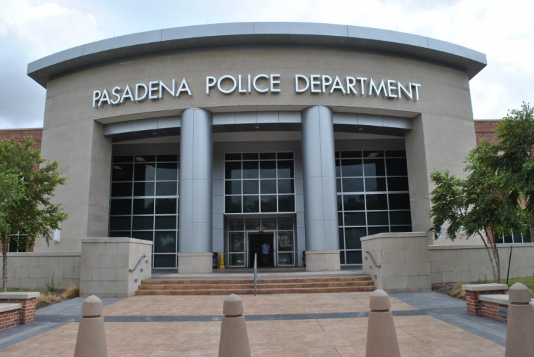 police chief at least half of all pasadena crimes