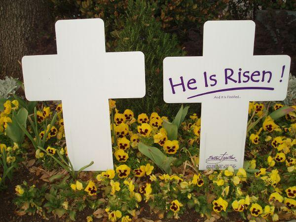 Easter Cross Witness Program Helps To Unify And Celebrate