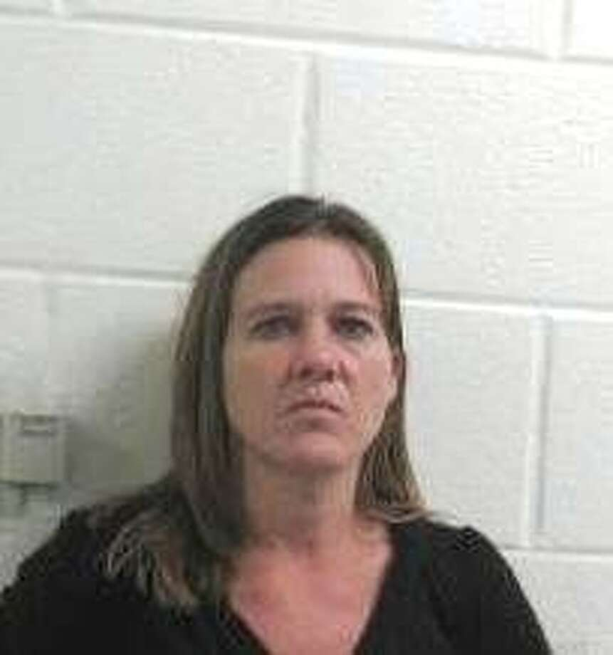Crystal Marburger, 38, of Shepherd, was arrested on April 26 for a probation violation for burglary of a habitation. The Jail Division of the San Jacinto County Sheriff's Office reported 27 arrests from Monday, April 23, through Sunday, April 29, 2012. All persons are innocent until proven guilty in a court of law. Photo: Submitted Photo