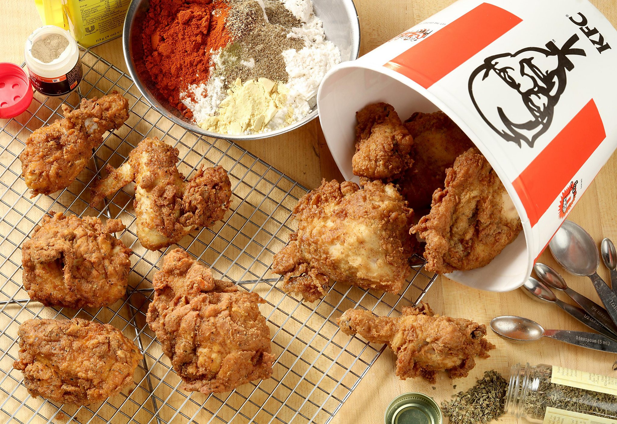 KFC will experiment with faux-meat fried chicken in Britain - San