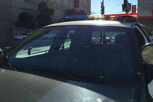 SFPD Police Car