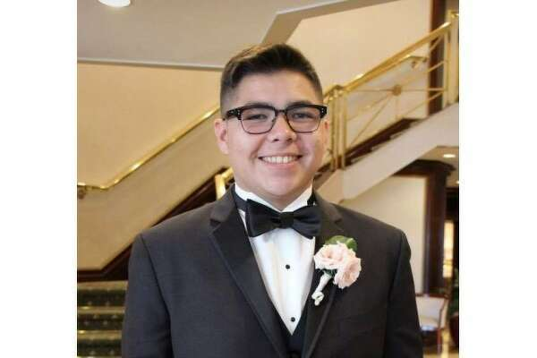Jacob Velasco-Navarro (pictured here) will be honored as part of the Good Friend Scholarship. Funds for the scholarship will be raised in part at the J.R. Forever Memorial Walk/5K in Darien, CT on Oct. 1, 2016.