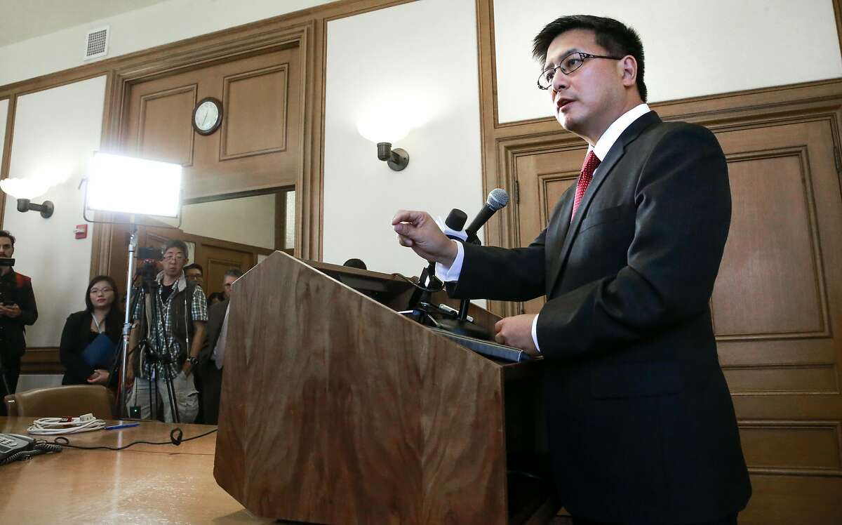 California State Treasurer John Chiang has also entered the governor's race to replace Jerry Brown.