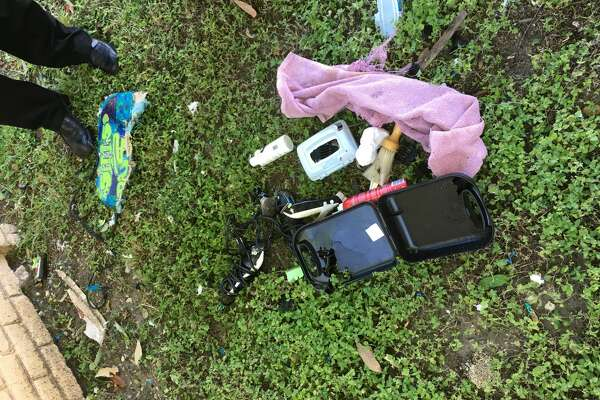 Balcones Heights and SAPD responded to a call for a suspicious package at Balcones Heights City Hall. They blew it up.