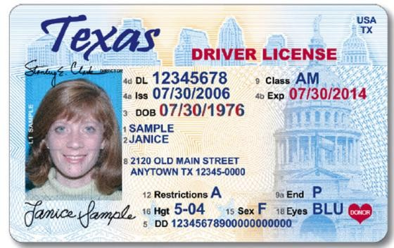 Texas - License Now Houston Residency Driver's For Of Chronicle Required Proof