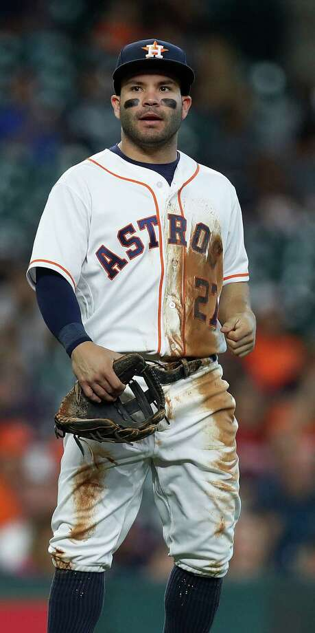 Astros second baseman Jose Altuve is among three finalists for the Players Choice Awards' 2016 Player of the Year.Click through the gallery to learn more about Altuve. Photo: Karen Warren, Houston Chronicle / 2016 Houston Chronicle