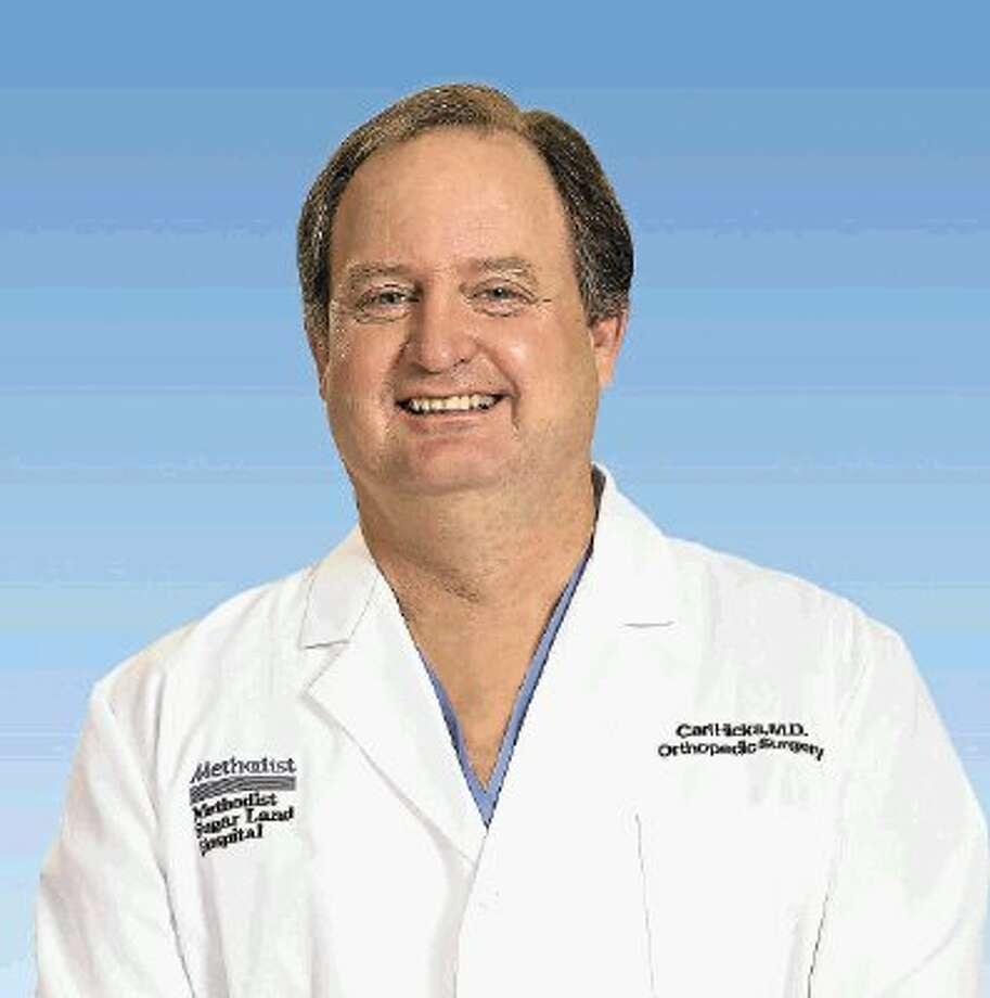 Carl Hicks, M.D., Joint Reconstructive Surgeon / @WireImgId=2617133