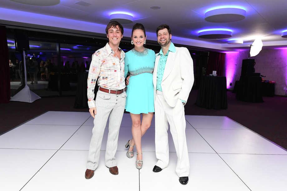 Brandon Weinbrenner, Elizabeth and Benjamin Smith Photo: Daniel Ortiz