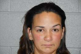 Lydise Izquierdo was was arrested Monday after she allegedly assaulted a man, according to court documents.