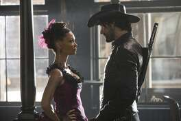 WESTWORLD : HBO is hoping this sci-fi thriller will to be your next  Game of Thrones -like obsession. Anthony Hopkins, Ed Harris, Evan Rachel Wood, James Marsden, Thandie Newton, and Jeffrey Wright star in the remake of the classic 1973 sci-fi film about animatronics who become self-aware in an immersive theme park.  Watch a trailer here:  YouTube.com .  Debuts on HBO on October 2nd at 8/9 p.m.