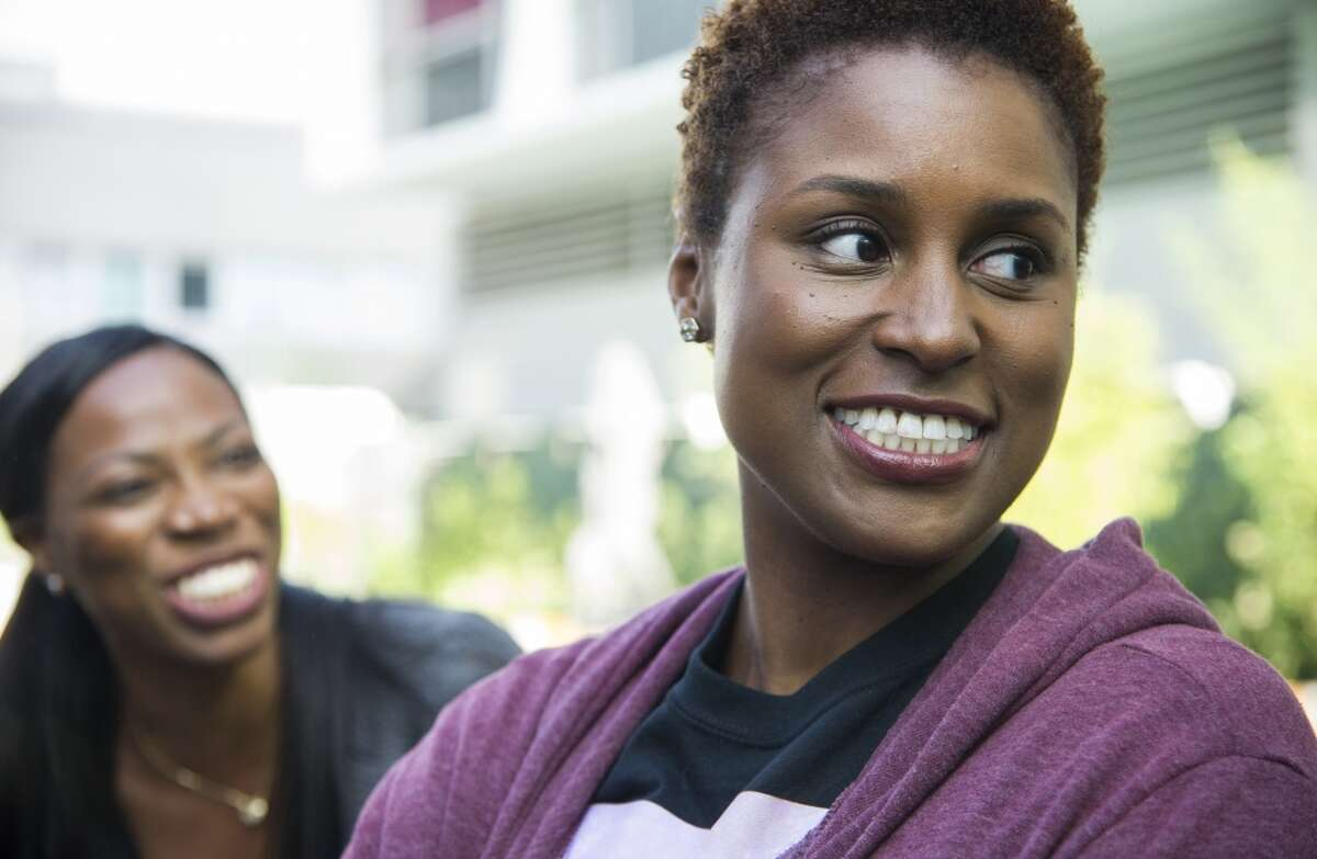 INSECURE : Comedian Issa Rae stars in this comedy about a young woman trying to figure out who she wants to be -- and who she wants to be with. Bright, charming and funny, Issa Rae is a huge star in the making. Watch a trailer here: YouTube.com. Debuts on HBO on October 9th at 9:30/10:30 p.m.