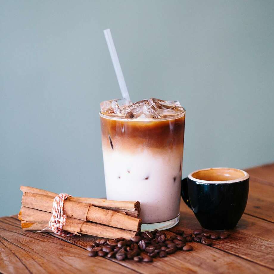 Cosecha Café (907 Washington St. Oakland): Horchata lattes are among some of the home-style offerings you can order at Cosecha Cafe in addition to... Photo: Clara Rice