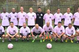 The Norwalk Mariners Soccer Club-40 affiliated with SASL/CSSA/USASA will be observing Breast Cancer Awareness month at its Shoreline Adult Soccer League match on Sunday. This is the fourth consecutive year the Mariners have held this fundraising campaign.