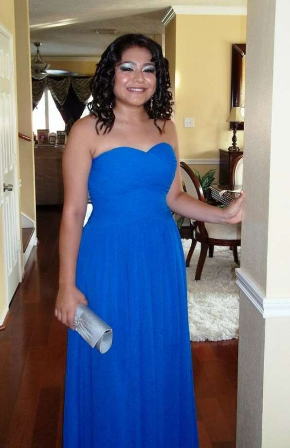 Jessica, a senior in the foster care system, attended prom on Saturday, May 5. She encourages the community to get involved to help foster children.