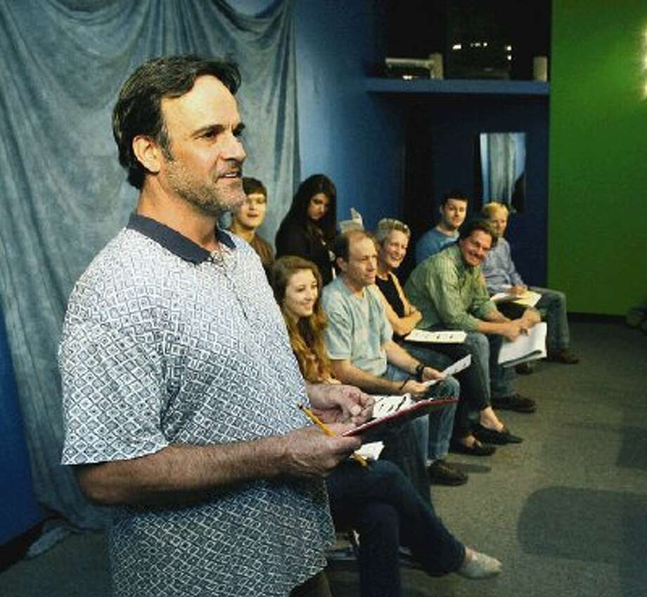 Veteran Hollywood actor Deke Anderson offers weekly acting classes in Houston and The Woodlands to aspiring actors and those seeking to improve their communication skills.