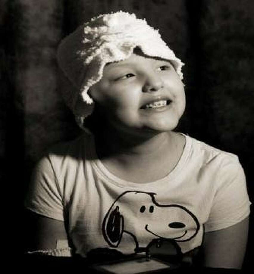 The 2nd Annual Midnight Madness Marathon Charity Baseball Game will be held on July 22 at Faith West Academy in Katy to raise money for 9- year-old Ariel Leal. Ariel has brain cancer and is undergoing treatment at Texas Children's Hospital. The proceeds from the event will go to the Leal family to help with living and medical expenses. Photo: Submitted Photo