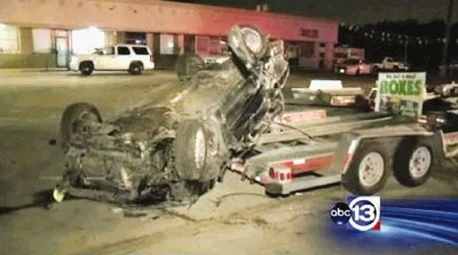 Crash victim's parents take Hoot County Saloon to court in