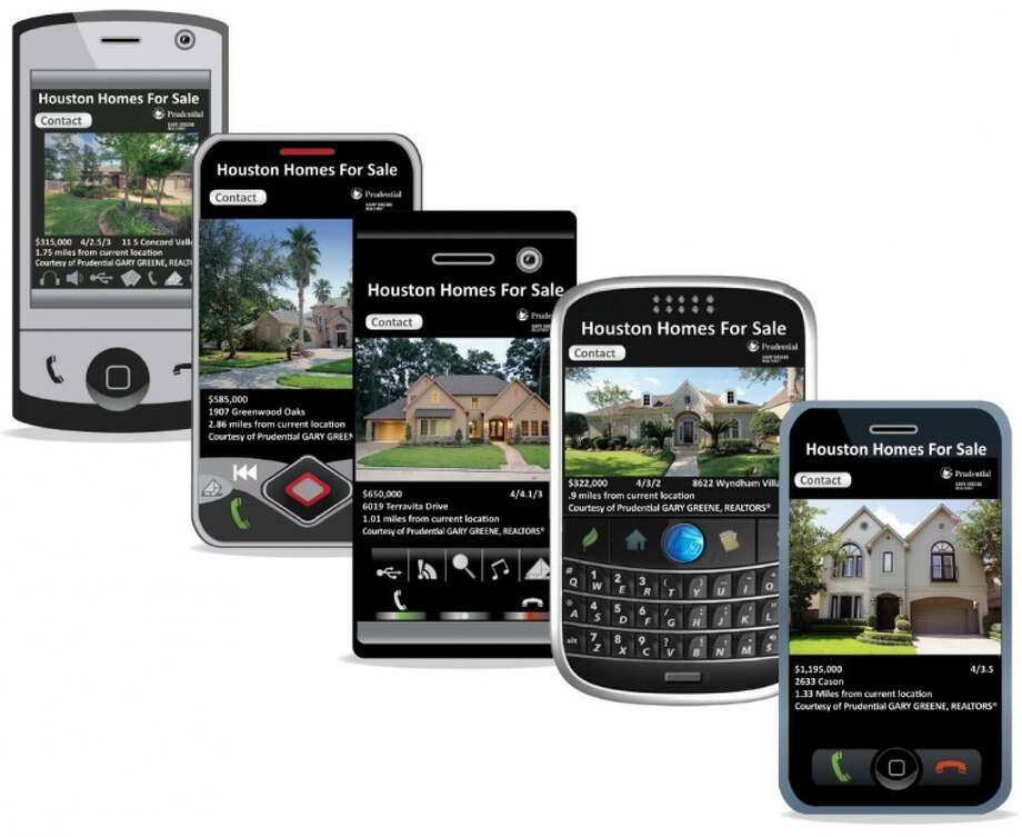 Free smartphone app puts MLS in consumers' hands - Houston
