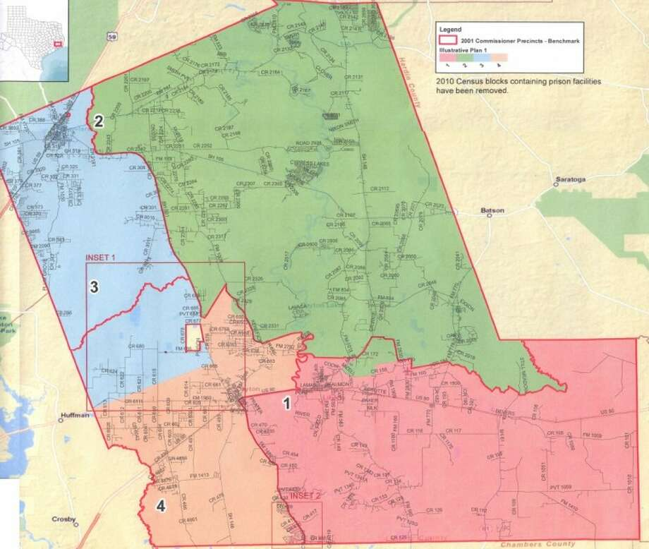 County Will Hold Public Hearing On Redistricting July 21