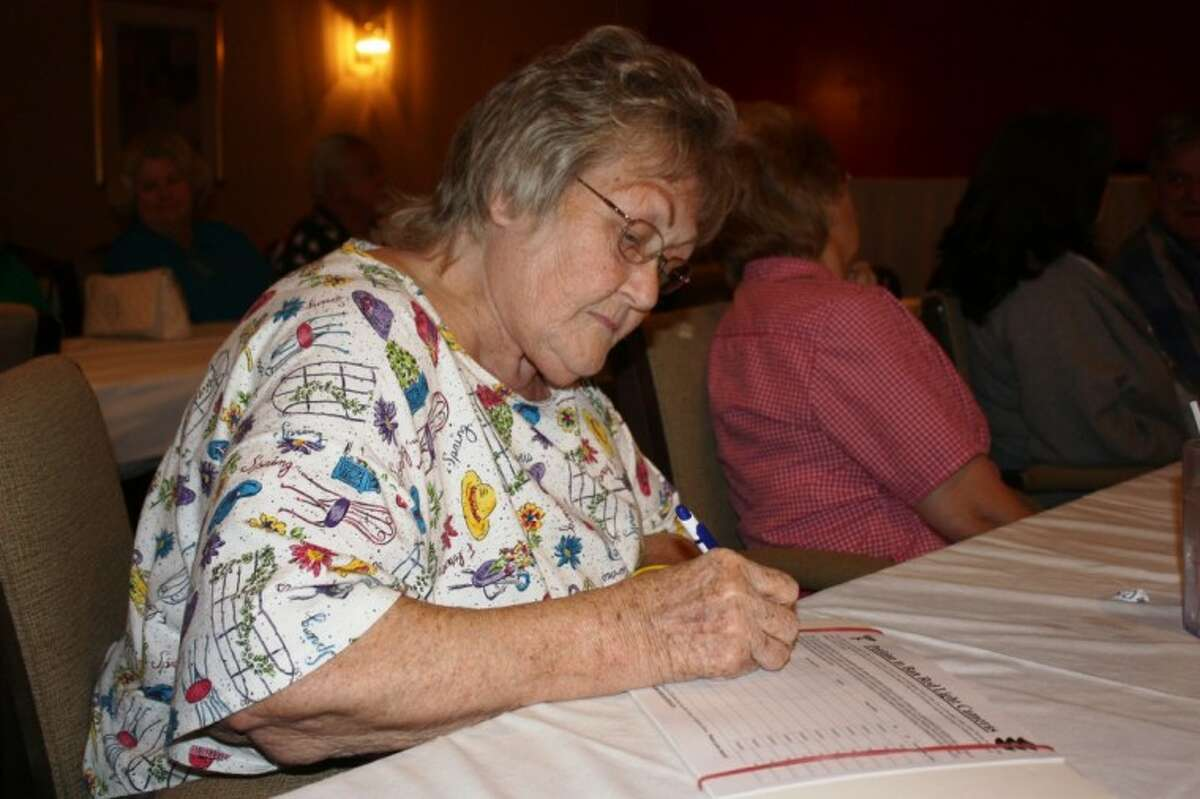 Ernestine Forbus was the first person to sign the petition to remove the city of Cleveland's red light camera system.