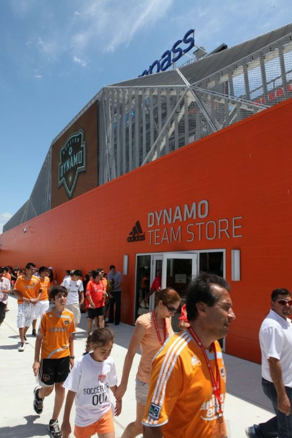 BBVA Compass Stadium will play host to the NCAA men's College Cup Dec. 9 and 11.
