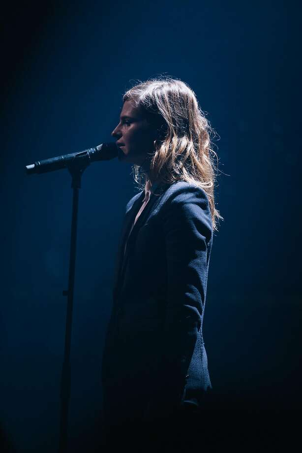 Christine and the Queens is performing at Treasure Island Music Festival. Photo: Emma Le Doyen, Gold Atlas