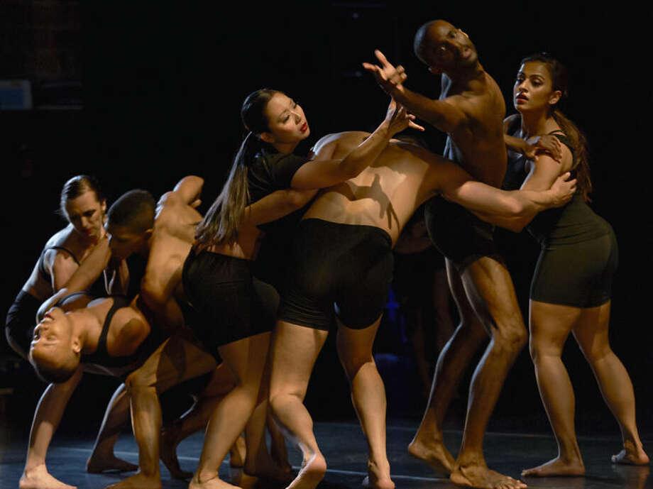 Houston Metropolitan Dance Company. Photo: Simon Gentry