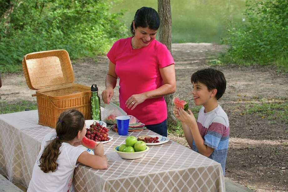 The Texas Parks and Wildlife Department has more than 90 Texas state parks in which to celebrate Mother's Day this year. / TPWD