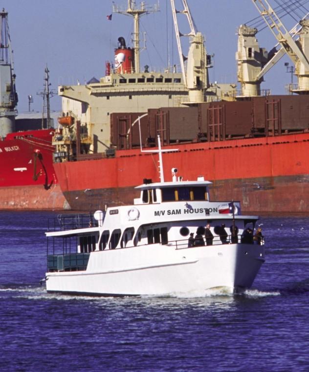 Hotels Near Port Of Houston Tx: Sam Houston Boat Tour Turns 50
