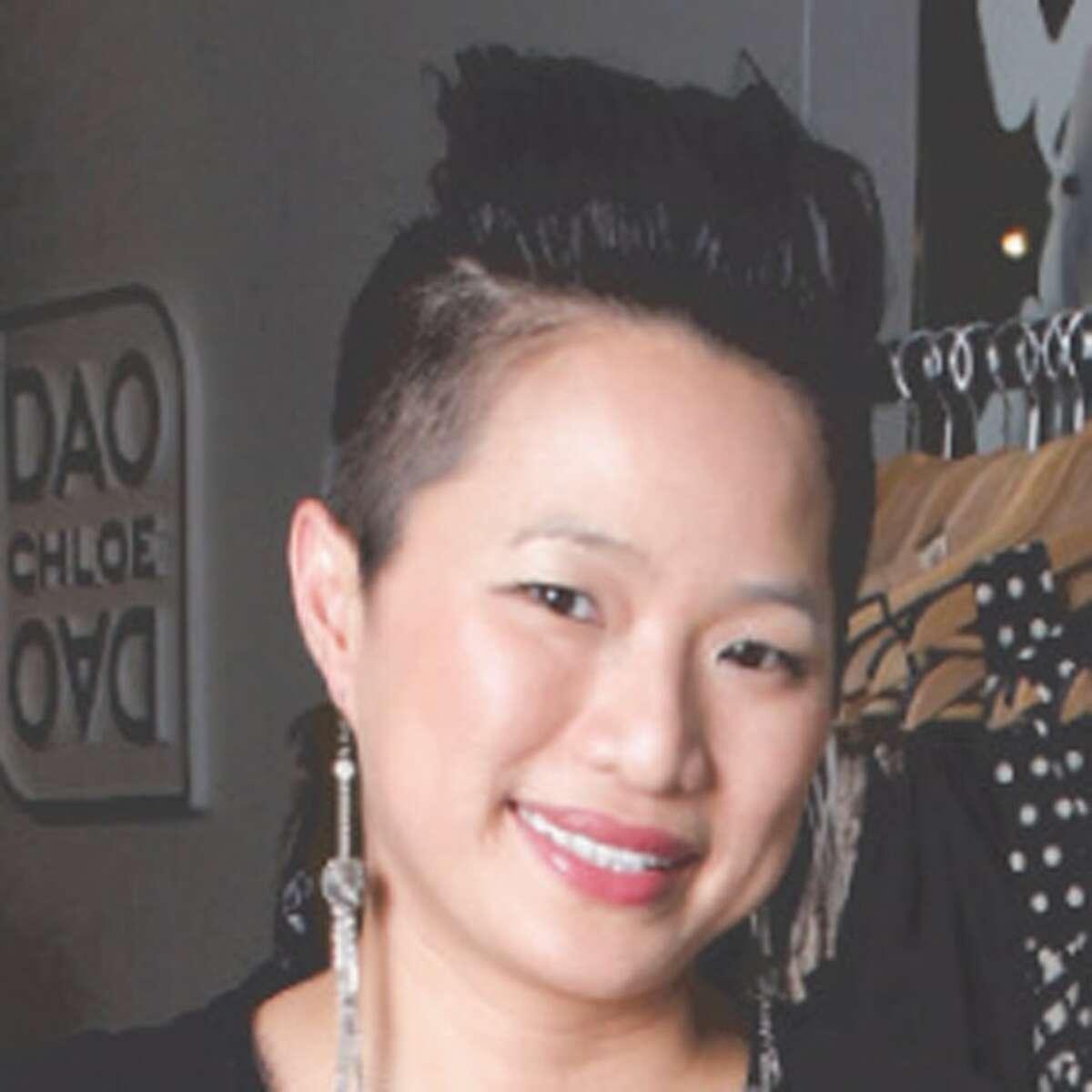 Sydney Dao / fashion columnist