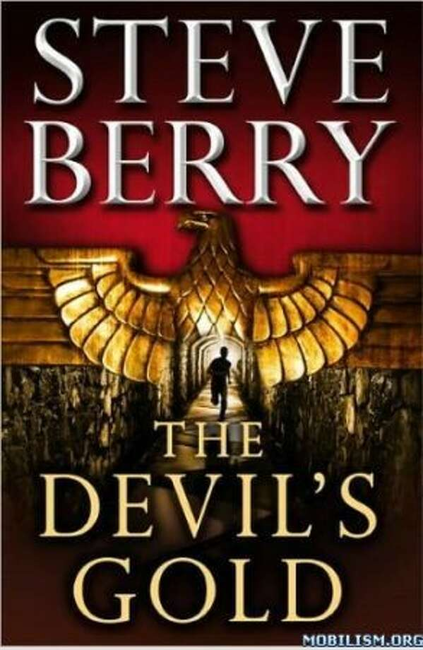 Berry's book centers around search for Nazi gold